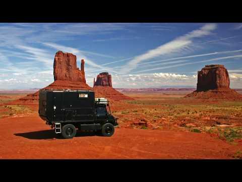 Impressionen einer Weltreise   177 000 km mit dem Unimog um die Welt   Teil 3