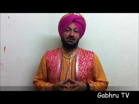 Malkit Singh Shoutout (gabhrutv) video