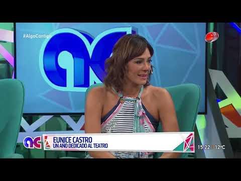 Algo Contigo - Eunice Castro 12 de octubre de 2018