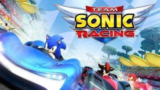 Team Sonic Racing ★ Absolute PvP Chaos Action ★#01★ PC WQHD Gameplay Deutsch German