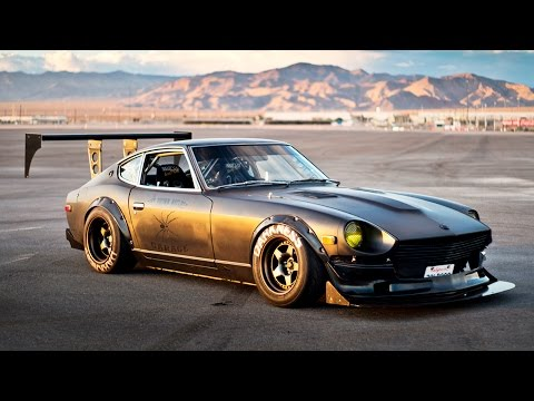 Hot Rods and Art Cars with Finnegan! Plus the 240Z Challenge - 2015 SEMA Week Ep. 1