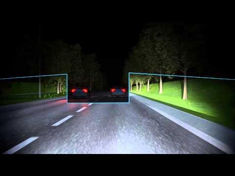 Volvo S60 - Система управления дальним светом