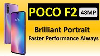 Poco F2 - Price in India | Specs | Camera | Battery | Performance |  Poco F1 Vs Poco F2