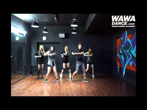 WAWA DANCE ACADEMY SPECIAL FX RED LIGHT DANCE STEP