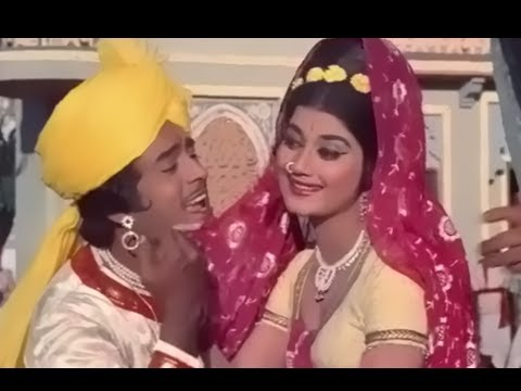 Sang Basanti, Ang Basanti - Superhit Peppy Dance Song - Raja Aur Runk -  Sanjeev Kumar, Kumkum video