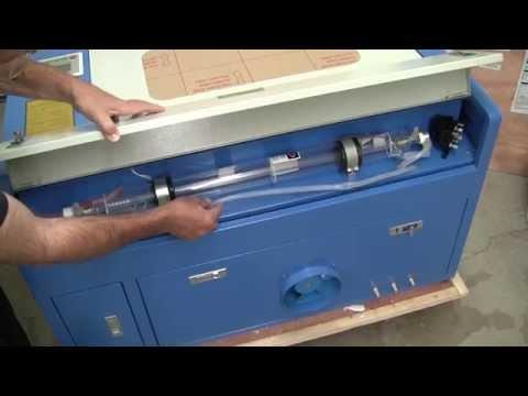 50 Watt Co2 Laser Engraver Cutter From China Ebay Laser