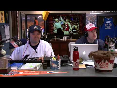 Kyle Dake on the Dan Patrick Show 5/16/13