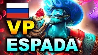 VP vs ESPADA - RUSSIA GRAND FINAL - WESG 2018 DOTA 2