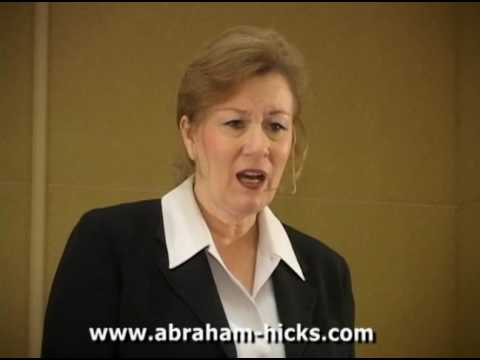 Abraham: The Most Profound Question - Esther And Jerry Hicks video