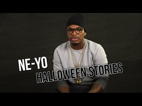 Ne-yo Tells Hilarious Halloween Story video