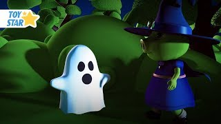 New 3D Cartoon For Kids ¦ Dolly And Friends ¦ Scary Real Ghosts #40