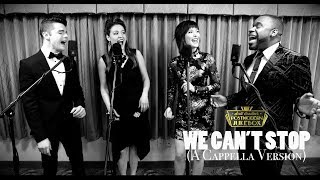Download Lagu We Can't Stop (Acapella Version) - Miley Cyrus ('50s Style) Postmodern Jukebox Gratis STAFABAND