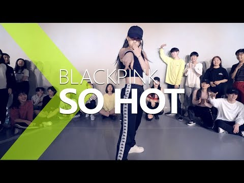 BLACKPINK - SO HOT (THEBLACKLABEL Remix) / Jane Kim Choreography .