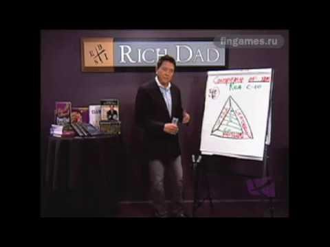 Роберт Кийосаки - Тайны богатых - Треугольнк B-I