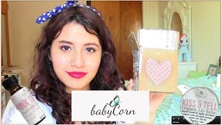 BabyCorn Soaps | When In Romance Soap Box Review 2015