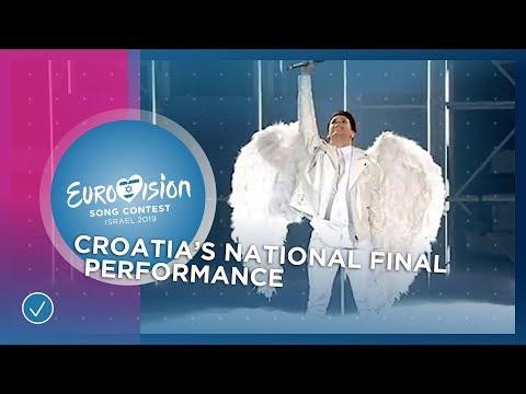 Roko - The Dream - Croatia ???????? - National Final Performance - Eurovision 2019