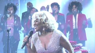 Darlene Love 2013 Christmas (Baby, Please Come Home) The Late Show David Letterman