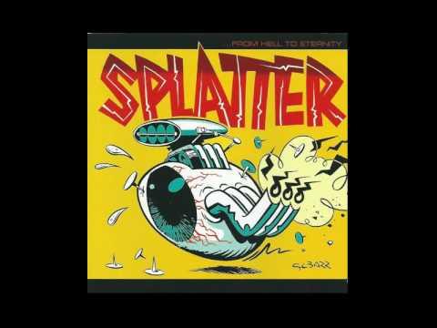Splatter Elvis Hitler Truck Driver