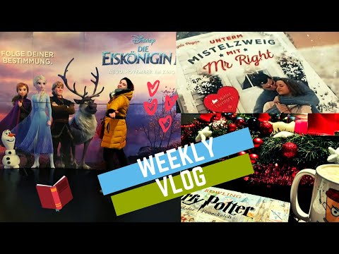 WEEKLY VLOG | NOVEMBER #4