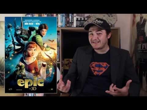 Martin Vs el Cine: Epic (El reino secreto)