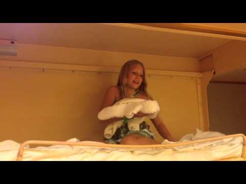 Carnival Triumph cruise REVIEW BY 5 KIDS!