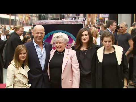 Movie Star Bios - Bruce Willis