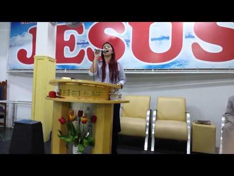 Karla Ortiz - Pela fé eu posso (Lauriete)