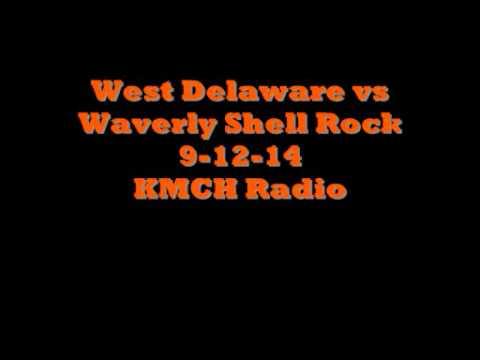 West Delaware vs Waverly Shell Rock