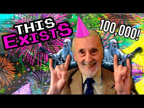 100,000 Subscriber Celebration – The Long-Lost Christopher Lee Episode