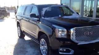 Brand new 2015 GMC Yukon XL Denali for sale in Medicine Hat