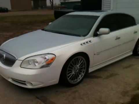 2006 Buick Lucerne Cxl >> Custom Buick Lucerne CXX by Rick Bottom Designs - YouTube