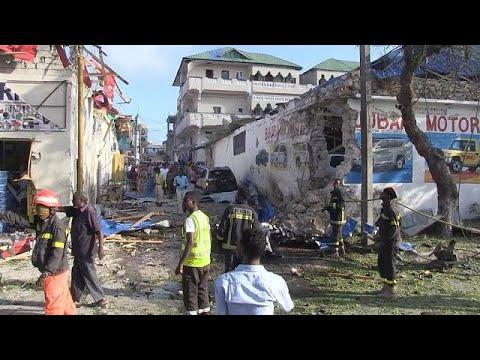 Car Bomb Attack Kills Civilian In Somali Capital, Mogadishu [no Comment]
