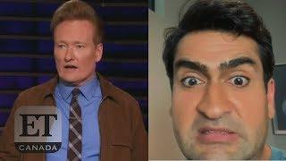 Kumail Nanjiani Cancels On Conan Last Minute
