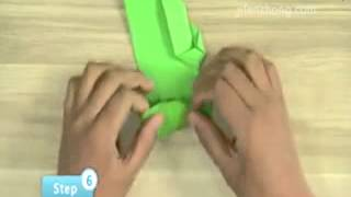 How To Origami Lucky Four Leaf Clover