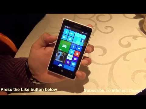 Microsoft (Nokia) Lumia 532 India Hands On Review, Price, Features, Specs & Camera Samples