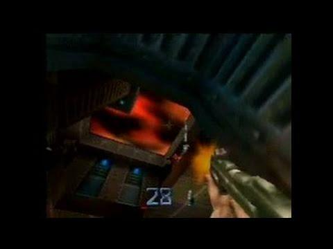 Quake II Nintendo 64 Gameplay_1999_06_30_3