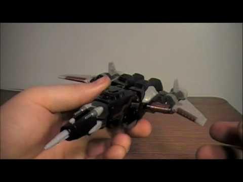 Transformers Universe: Cyclonus - SSJ Reviews 99
