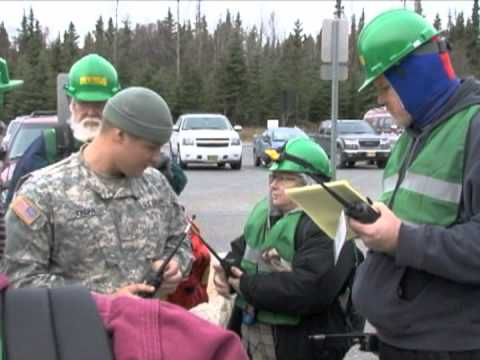 Kenai Peninsula Borough CERT exercise