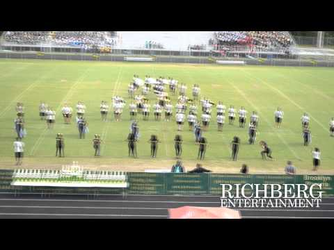 Fairfield Central High School at Pine Forrest Band Competition 2 2014