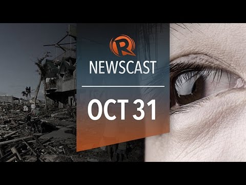 Rappler Newscast: Post-haiyan Depression, Binay Defends Daughter, End Child Porn video