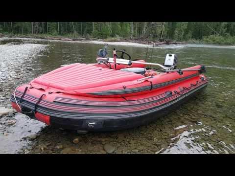 лодка пвх абакан 430 характеристики