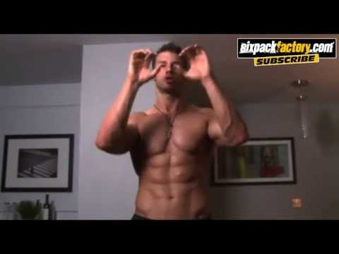 how to build abs fast at home