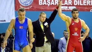 Freestyle Wrestling - Russia vs Turkey 97kg Match