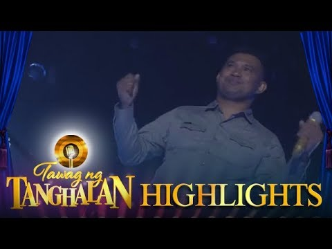 Tawag ng Tanghalan: Reynante Buyan defends his defending champion spot