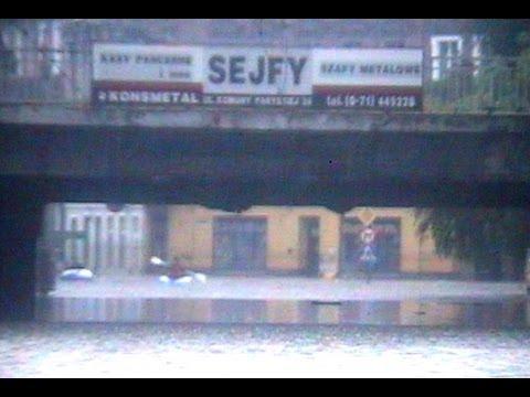 Powódź 1997 We Wrocławiu