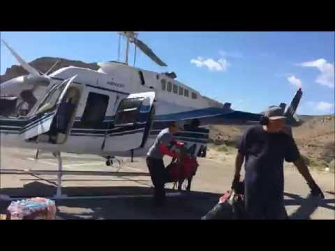 Grand Canyon Helicopter Flight Havasupai Falls And Supai