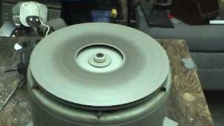 Ametek Lamb Vac Blower Motor With SCR Thyristor Speed Control