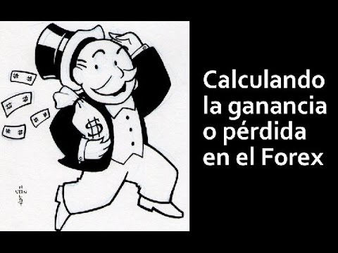 Cómo calcular la ganancia en Forex