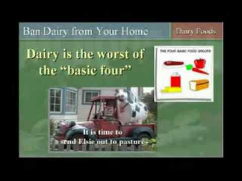 NA - Dangers Of The Dairy Industry! Change Your Diet Change Your Health! Part 5