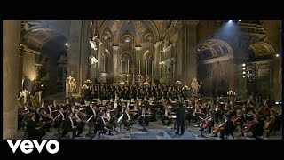 Watch Andrea Bocelli Sanctus video